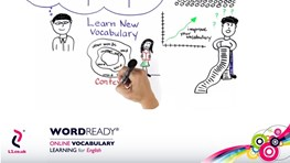 L2's WORDREADY 33% off subscription following a 7-day FREE trial