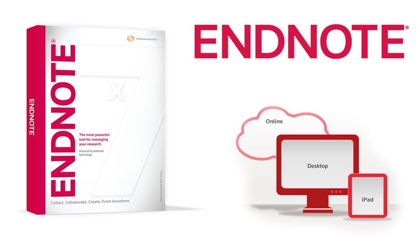 50 % off the EndNote X7 Multiplatform