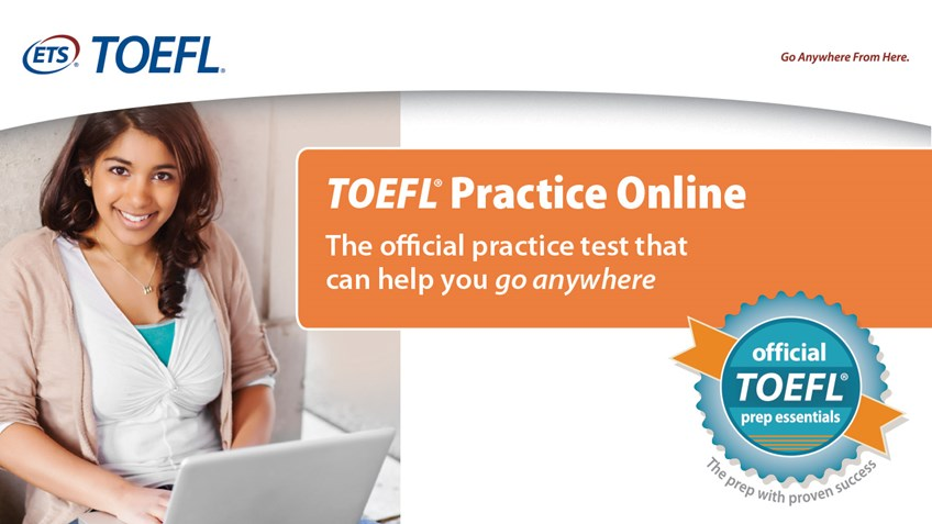 Special price on TOEFL® Practice Online (TPO) for ISIC cardholders